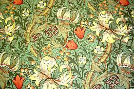 Lily minor de William Morris