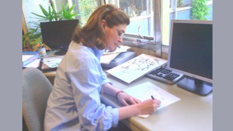 Cómo realizar un Dibujo Botánico Científico: Ludwigia grandiflora