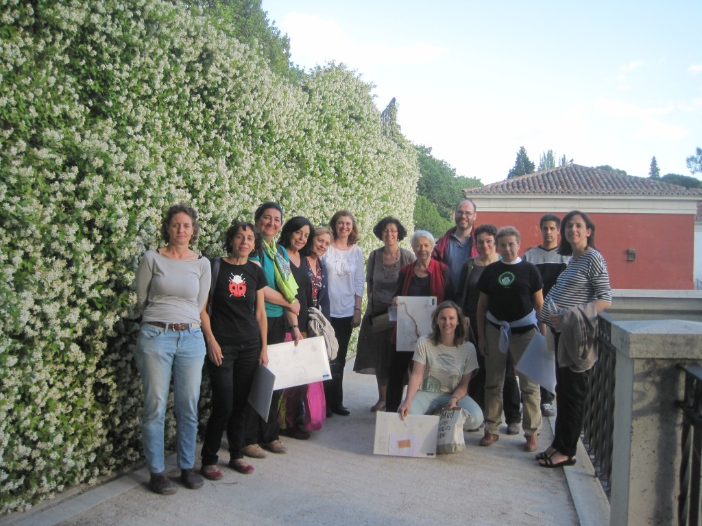 Grupo de alumnos, Junio 2013