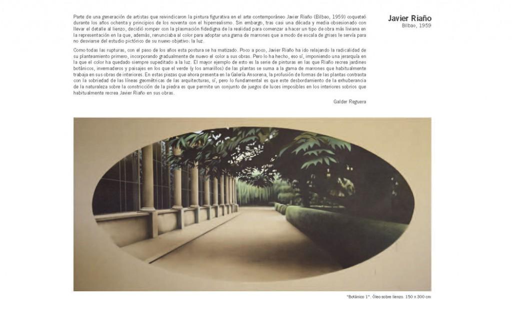 Artista Jarvier Riaño