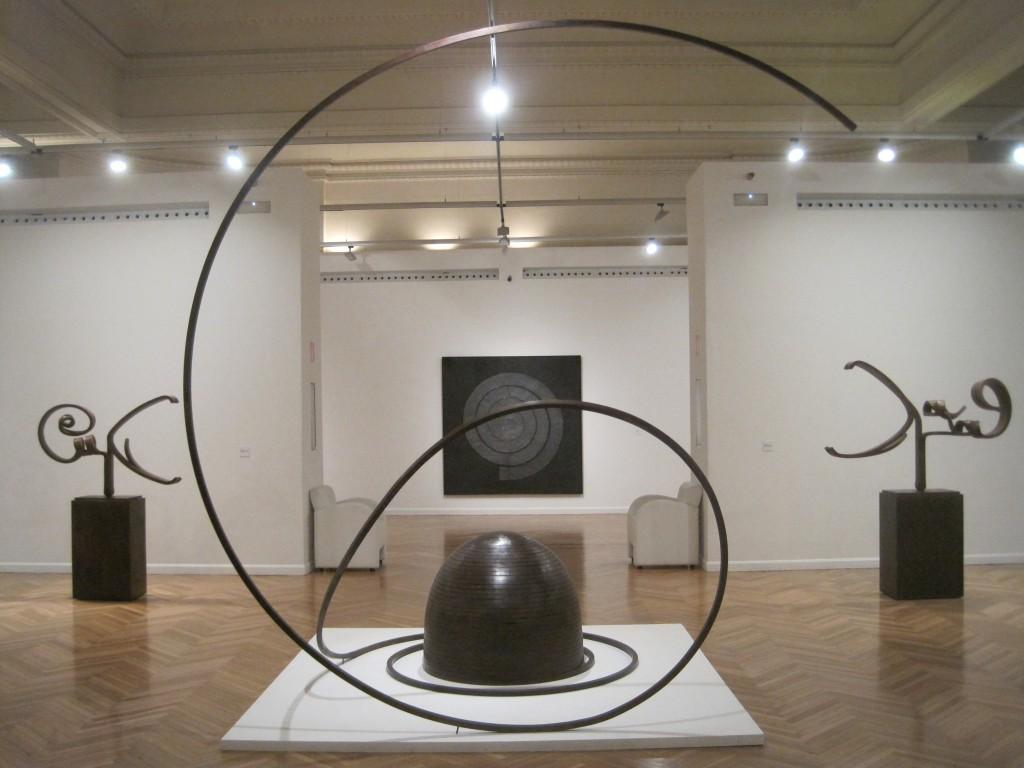Exposición de Martín Chirino en el CBA, Madrid 2013-2014