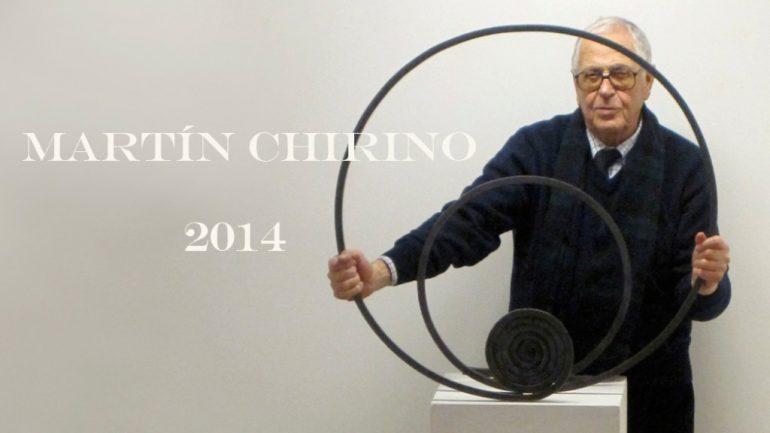 2014, celebramos con Martín Chirino